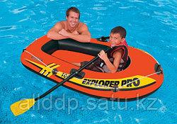 Лодка Explorer 100 одноместная до 55 кг, 147х84х36 см, от 6 лет