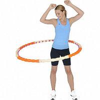 Обруч Sima Land Sport 98 см с массажными колесиками