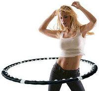 Обруч массажный с магнитами Professional Acu Hoop Pro
