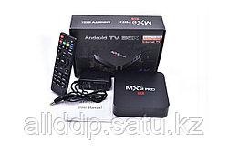 Андроид TV приставка OEM MXQ Pro S905X