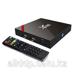 Андроид TV приставка X96W 1Gb/8Gb