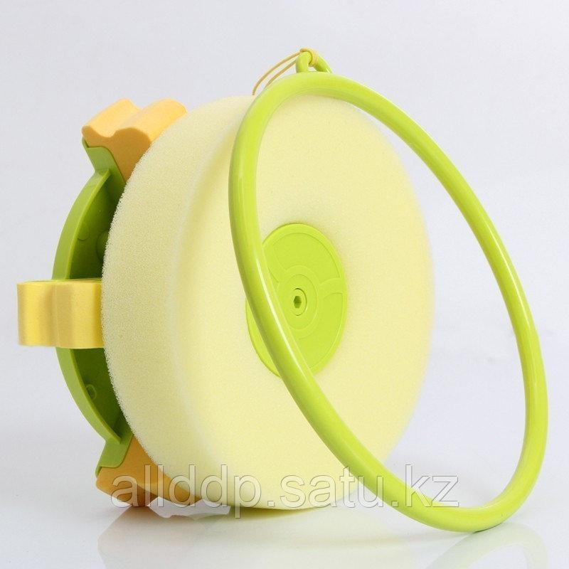 Телескопическая швабра для мытья окон