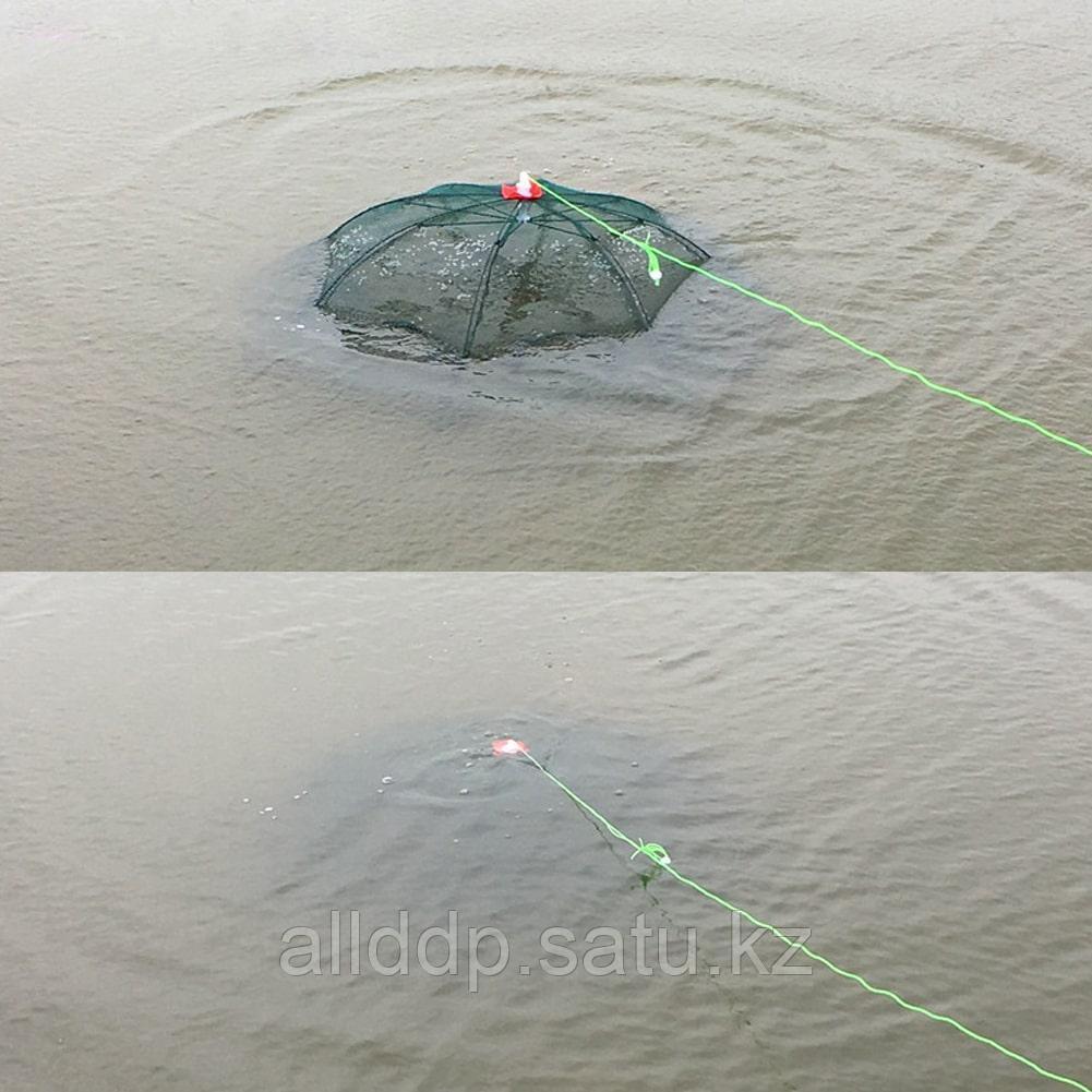 Рыболовная сеть-ловушка Fish Hunter - фото 4