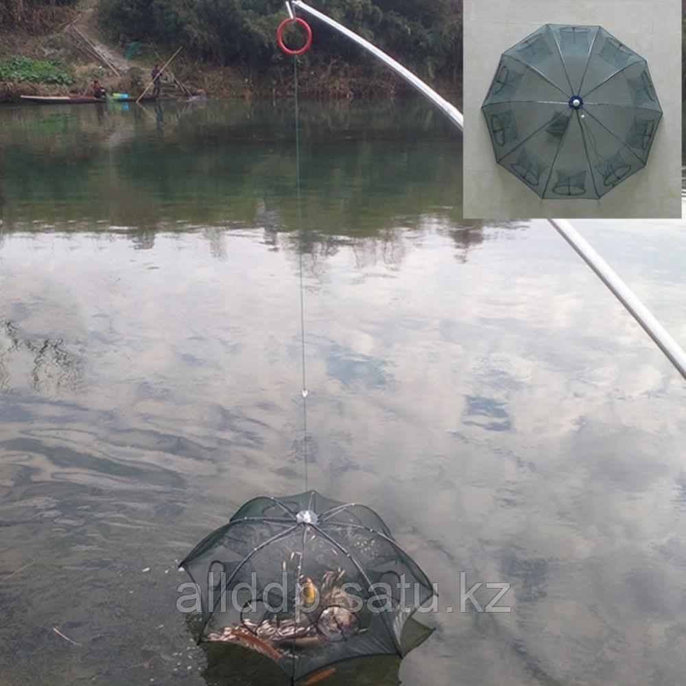 Рыболовная сеть-ловушка Fish Hunter - фото 5