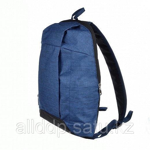 Рюкзак молодежный, синий (083)