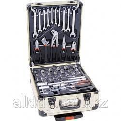 Набор инструментов в чемодане - 187 предметов