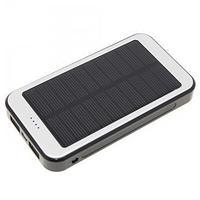 Солнечная зарядка для iPhone iPad PDA на 8000mAh