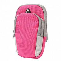 Спортивная чехол-сумка для бега, розовый