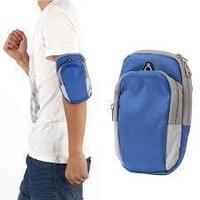 Спортивная чехол-сумка для бега, синий
