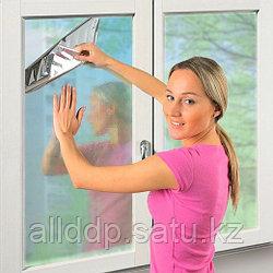 Пленка солнцезащитная (зеркальная) для окон, 60x300 см