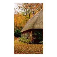 Гибкий настенный обогреватель Доброе тепло - Осенний пейзаж