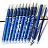 Ручка - Пиши-Стирай, гелевая Pilot Frixion (Пайлот Фрикшн) 0.7 мм стержень синий, фото 5