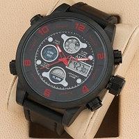 Элитные мужские наручные часы AMST 2.6, красный