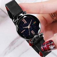 Женские наручные часы Starry Sky Watch, черный