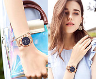 Женские наручные часы Starry Sky Watch, золото