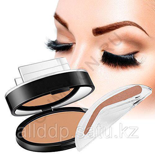 Набор для штампа бровей 3 Second Brow Eyebrow Stamp - фото 5