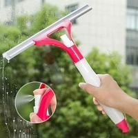 Водосгон с распылителем - скребок для сгона воды Window Cleaner with Sprayer