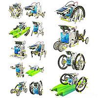 Робот-конструктор на солнечной батарее 14 в 1