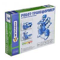 Конструктор робототехника 3 в 1 - Робот-трансформер