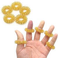 Массажёр-кольцо для пальцев