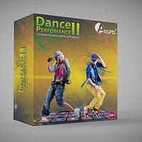 Танцевальный коврик для двоих Dance Perfomance II