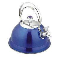 Чайник металлический кухонный BEKKER DeLuxe 440-ВК