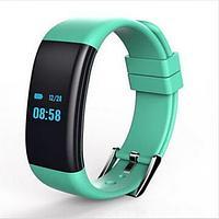 Умные часы, фитнес-браслет YYDF30, бирюзовый