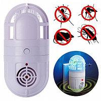 Ультразвуковой отпугиватель вредителей и летающих насекомых - Atomic Zapper