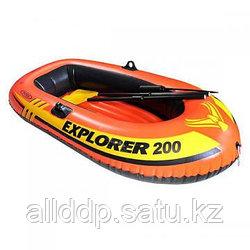 Лодка Explorer 200 двухместная до 95 кг
