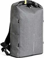 """Рюкзак для ноутбука до 15,6"""" XD Design Bobby Urban Lite, серый"""