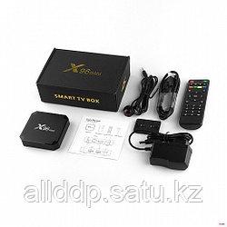ТВ приставка X96 mini TV Box - Android Smart TV, 2GB RAM - 16GB ROM