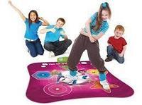 Танцевальный коврик Move And Groove Playmat