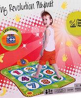Танцевальный коврик Dancing Revolution Playmat