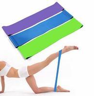 Фитнес резинка эспандер-лента, нагрузка до 5,5 кг