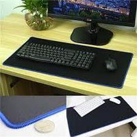 Большой игровой компьютерный коврик для мыши, 800*300 мм