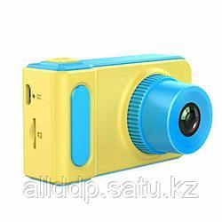 Детский фотоаппарат Kids Camera Summer Vacation