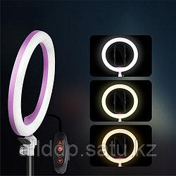 Кольцевое освещение для профессиональной съемки Ring Fill Light ZD666 (26 см)