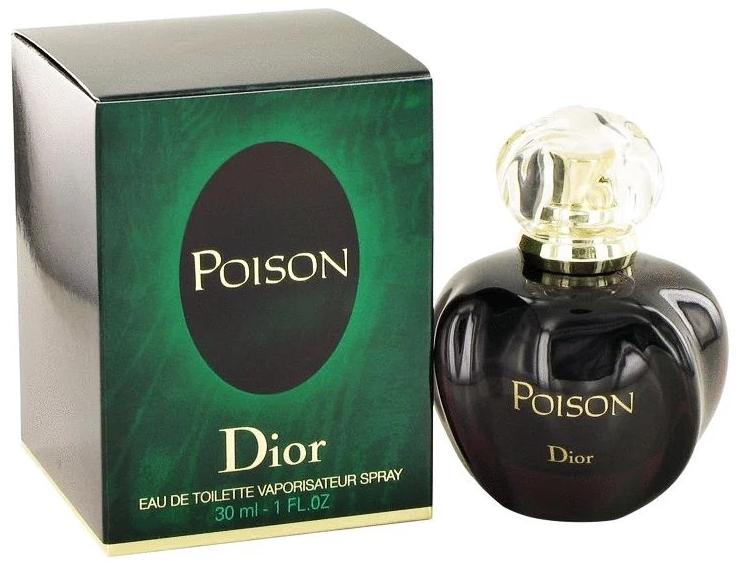 Christian Dior Poison W edt (30ml) - фото 2