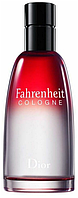 Christian Dior Fahrenheit Cologne M edc (75ml) тестер