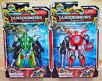 990045-04 Трансформер на картонке Super Robot 32*20см