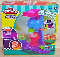 PD8609 Станок для мороженого пластилин и 14  инструментов (не оригинад, реплика)  22*22см, фото 1