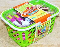 SK63A Shopping Kitchen Посуда в корзине 24*21см