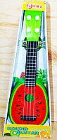 819-20 Гитара с рисунком фруктов Fruit Guitar 40*15см
