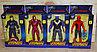 W15 Мстители герои (подвижные суставы) разные виды 23*12см