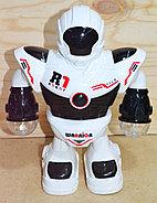 58659 Robot Space Police (музыка,свет,движение) 20*25см, фото 2