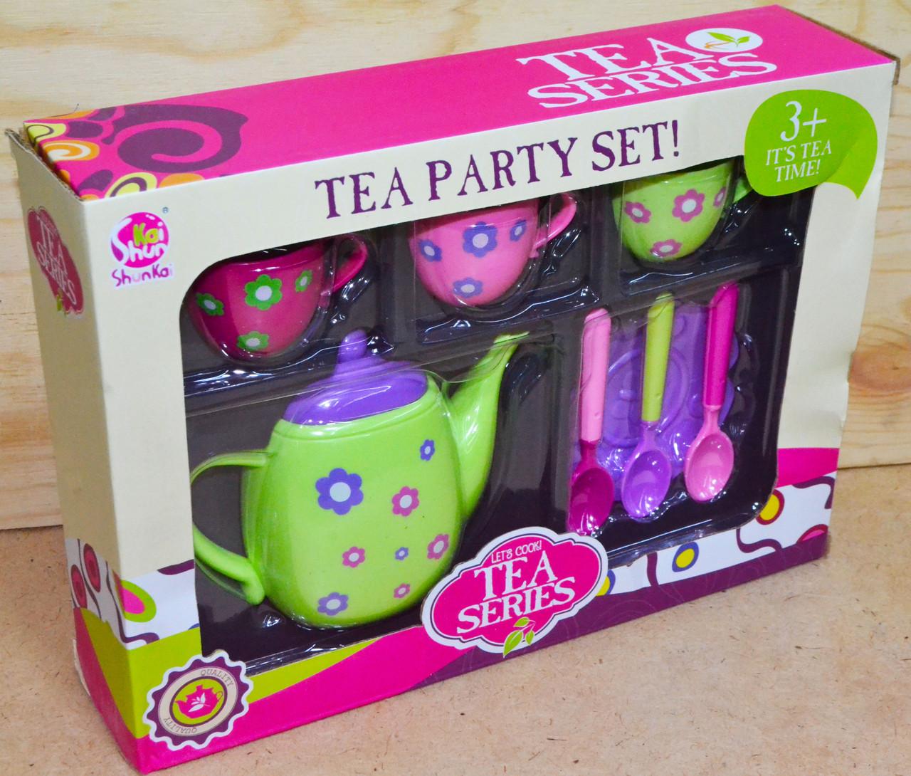 Sk64 Tea series чайный сервиз 20*28см