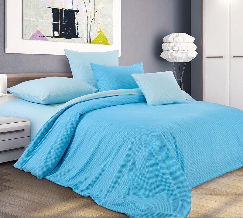 """ТексДизайн Комплект постельного белья """"Артический пунш""""  2 спальный евро, перкаль"""