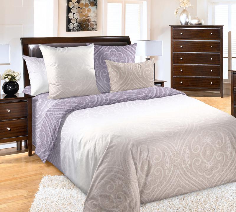 """ТексДизайн Комплект постельного белья """"Арабские ночи""""  2 спальный евро, перкаль"""