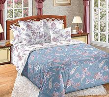 """ТексДизайн Комплект постельного белья """"Виавель""""  2 спальный евро, перкаль"""
