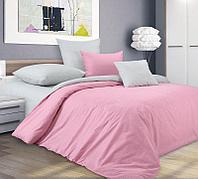 """ТексДизайн Комплект постельного белья """"Воздушный поцелуй""""  2 спальный евро, перкаль"""
